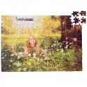 A4 photo puzzle with 180 pieces