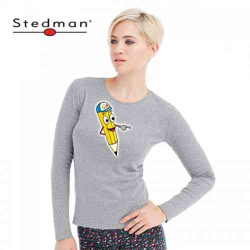 T-shirt Long Sleeves Stedman