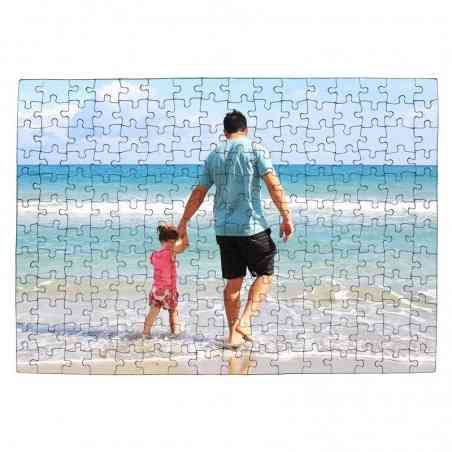 A4 puzzle with 180 pieces