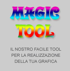 Magic tool realizza la tua grafica gratuitamente